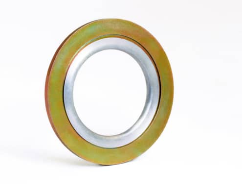 HELICOFLEX® Seal front angle