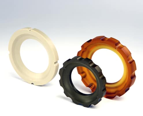 Machined Parts - other plastics