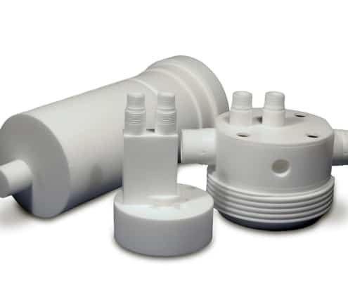 PTFE Machined parts