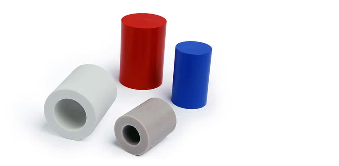 PTFE rods and cylinders