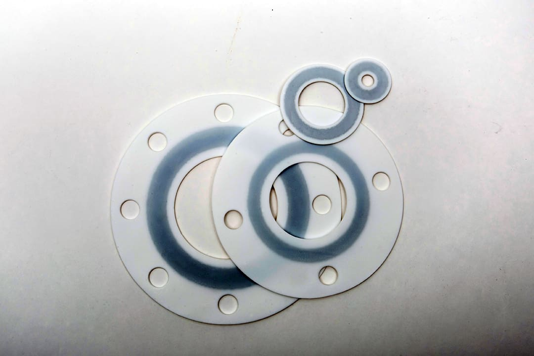 TEXOLON® Gaskets from above