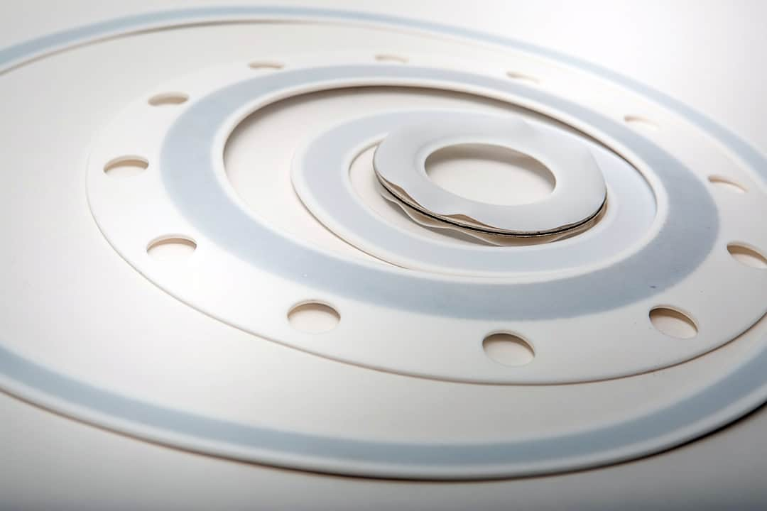 TEXOLON® Gaskets top angle
