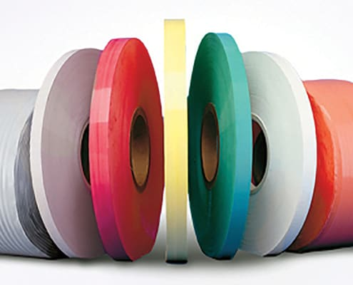 Unsintered PTFE tapes