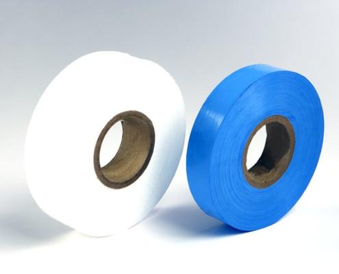 Unsintered PTFE tapes pancake/flat pad