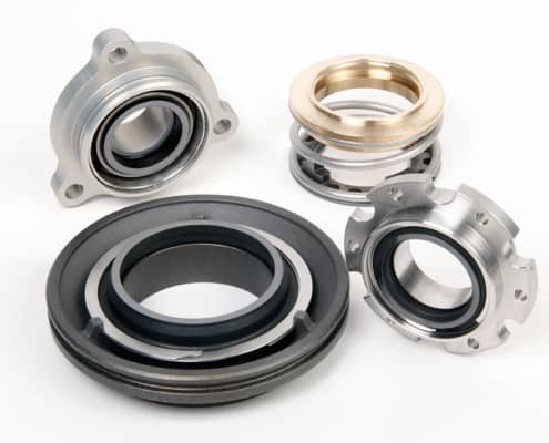 Qualiseal Contacting Mechanical Face Seals