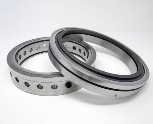 Qualiseal Large Diameter Carbon Face Seal