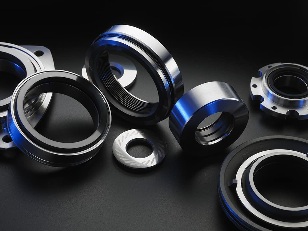 Qualiseal Mechanical Seals