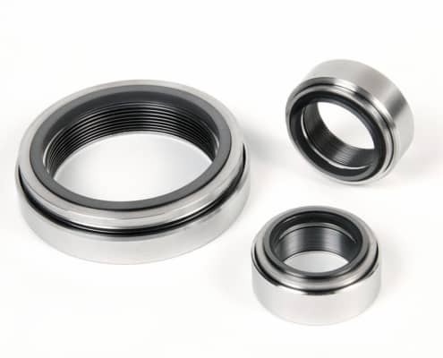 Qualiseal Metal Bellow Mechanical Face Seals