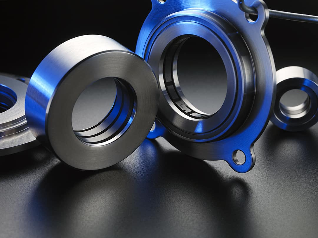 Qualiseal Circumferential Seals