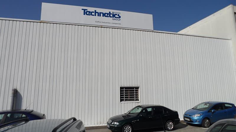 Technetics-Saint Etienne
