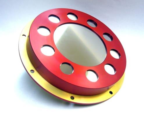 Belleville Burst Disc
