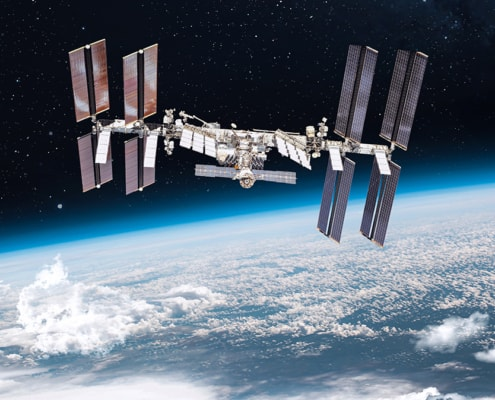International space station - ISS
