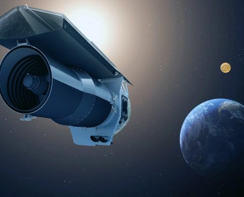 Spitzer Space Telescope NASA